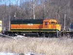 HLCX SD40-2 8145